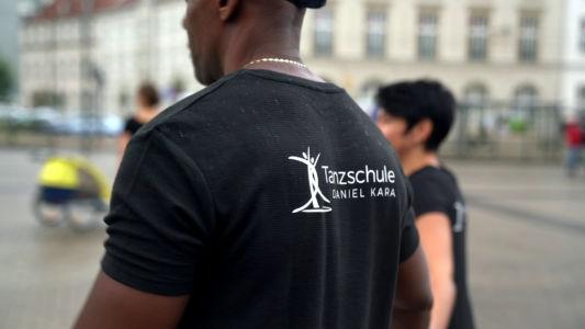 Tanzschule Daniel Kara - West Coast Swing - Flashmob 2019