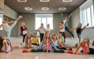 Tanzschule Daniel Kara - Kindertanz
