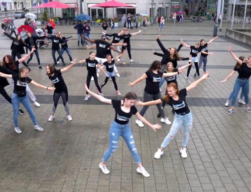 West Coast Swing – Flashmob 2019